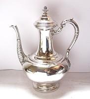 Csodás francia ezüst kiöntő!