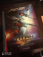 Titan A.E. by Steve Perry, Dal Perry