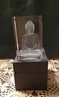 Gyűjteményből lézer gravírozott Buddha, ajánljon!