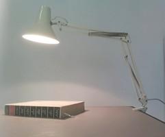 Elux karos asztali lámpa / 60-as évek