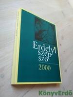 Erdélyi szép szó 2000