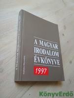 A magyar irodalom évkönyve 1997