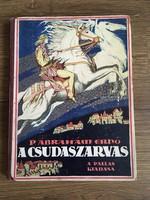 A Csudaszarvas Pallas kiadás régi gazdag képanyaggal