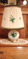 Augarten Wien hangulat lámpa asztali lámpa