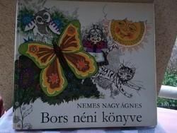 Bors néni könyve-Nemes Nagy Ágnes-Kiadás éve:1978