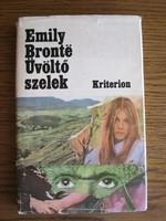 Emily Bronte Üvöltő Szelek