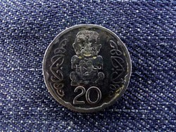 Új-Zéland 20 Cent 2008 / id 6251/