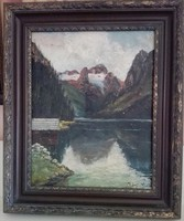 Fjord Karl Kaufmann Holmstedt jelzéssel