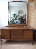 Tükrös szekrény (Neobarokk)