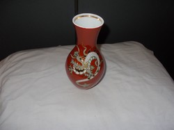 Német jelzésű porcelán váza.