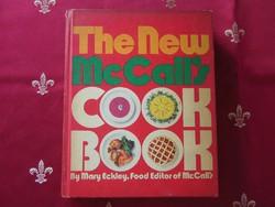 The New McCall's Cook Book / Red - Mary Eckley - Szakácskönyv