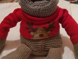 Karácsonyi majom