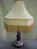 Asztali lámpa Fischer talpal