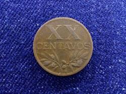Portugália XX Centavos 1958 / id 4246/