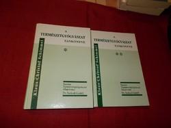 A természetgyógyászat tankönyve 1-2-kötet