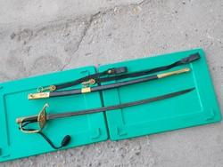 Tengerész szablya, kard