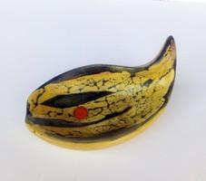 Luria Vilma halacska kerámia kínáló