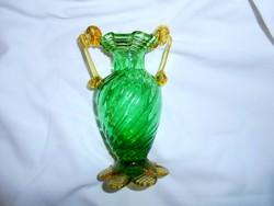 Muránoi   üveg  váza