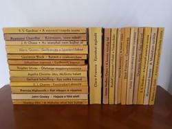 Albatrosz könyvek 50 db