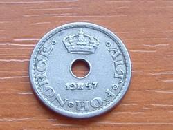 NORVÉGIA 10 ŐRE 1947
