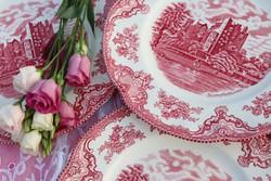 Angol Johnson Brothers lapos tányérok
