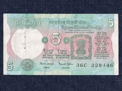 India 5 Rúpia 1997 / id 12280/