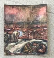 W. Lampl Mária: Háború