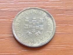 PORTUGÁLIA 1 ESCUDO 1983