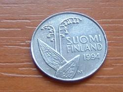 FINNORSZÁG 10 PENNIA 1994 M  GYÖNGYVIRÁG