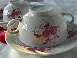 Seltmann Weiden W. Germany Annabell leveses csésze és kistányér