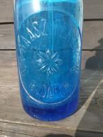 Règi szódásüveg budafok