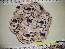 Angol porcelán tál 1800-1899