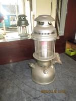Régi  bányász    lámpa