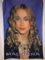 Madonna, vászon? nagy méretű poszter 110 cm x 75 cm