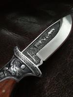 Új kés bicska zsebkés
