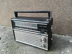 VEF 206 régi rádió