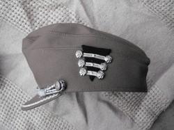 Katonai altiszti (tiszthelyettes) társasági sapka újszerű 24