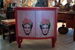 Frida Kahlo - újragondolt komód