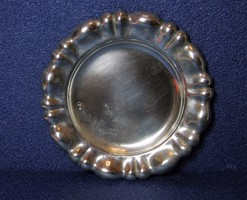 Antik ezüst tálka 12,5 cm 63.3 g