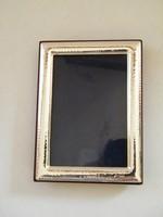 Ezüst (925) asztali képkeret