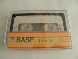 BASF LH extra 60 magnókazetta
