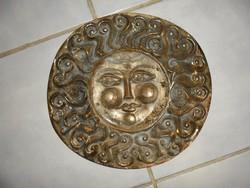 Kopcsányi Ottó bronz falidísz