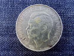 Románia Besszarábia egyesítése Romániával .835 ezüst 500 Lej 1941 / id 13836/