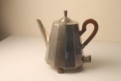Art Deco teafőző, vízforraló