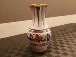 Cseh kerámia váza