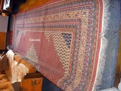 Csodálatos nagyméretű hibátlan kézi IRÁNI szőnyeg! 250x370 cm!