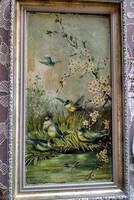 Szecessziós festmény