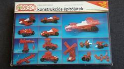 Origo konstrukciós építőjáték (1980-as évek)