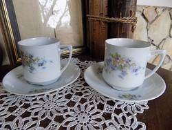 Csészék párban