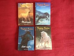 Terri Farley: Musztángszív, Musztánghold, Sötét napfény, Renegát - 4 kötet egyben